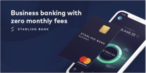 Startups - Starling Bank: Business banking with zero monthly